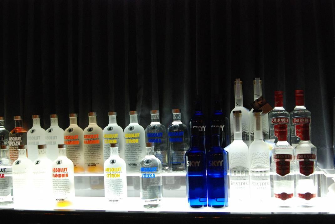 VIP Table at Club